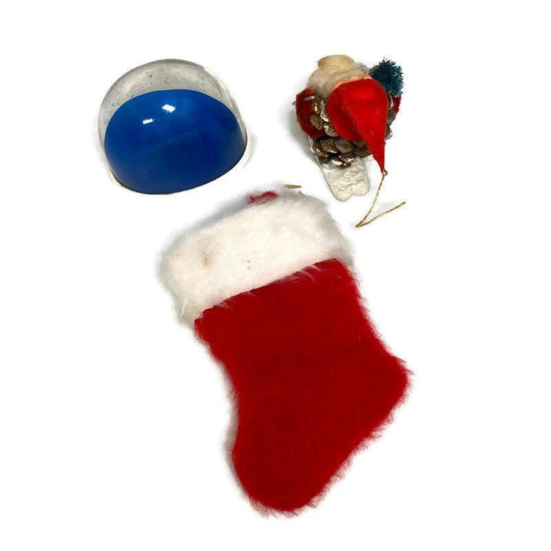 Image 3 of Vintage Christmas Ornaments