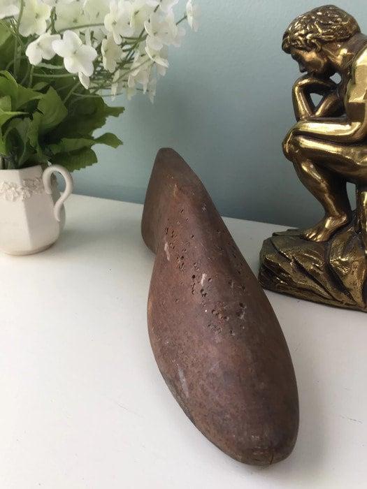 Image 9 of Wood Shoe Mold