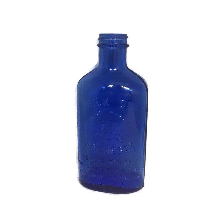 1930s Milk of Magnesia Bottle