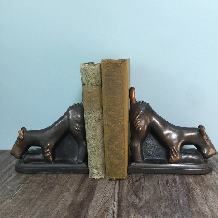 Image 6 of Vintage Dog Bookends