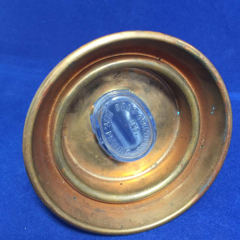 Image 3 of Vintage Southern Belle Glass Bottle