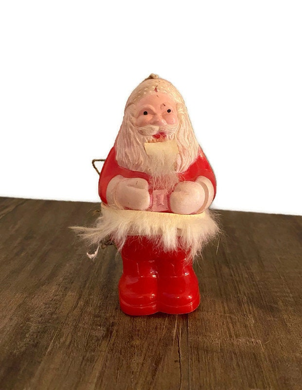 Image 7 of Vintage Santa Claus Ornament