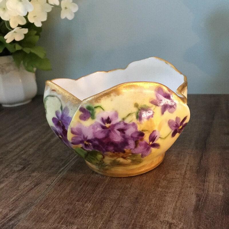 Image 9 of Vintage Small Porcelain Bowl