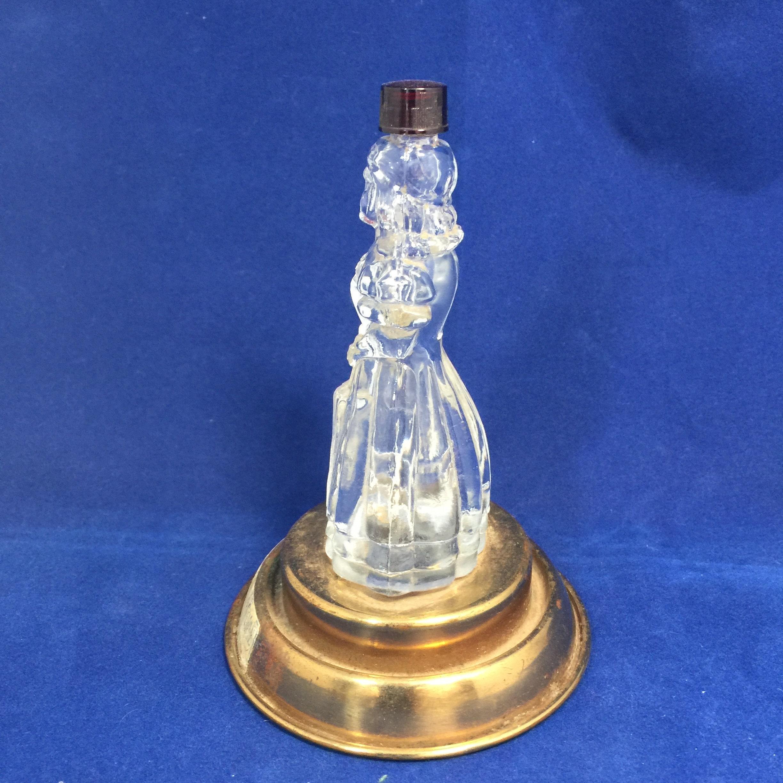 Image 1 of Vintage Southern Belle Glass Bottle