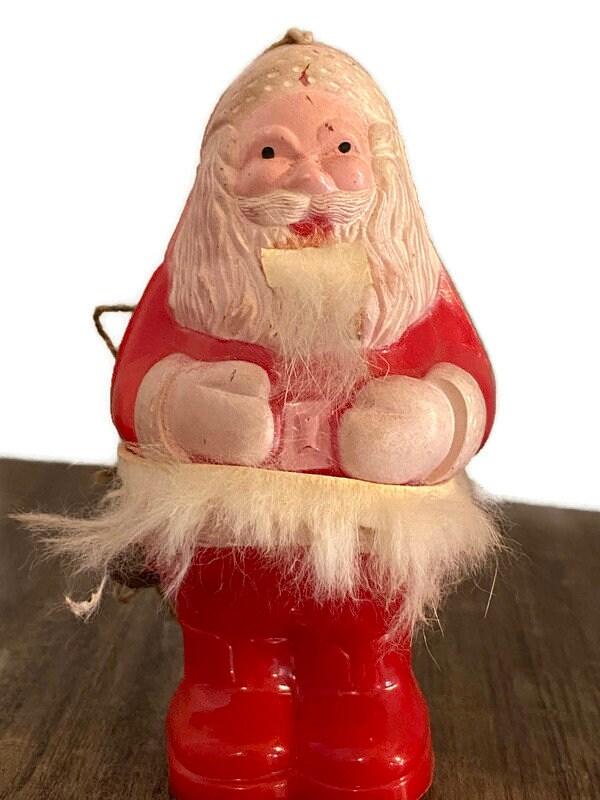 Image 8 of Vintage Santa Claus Ornament