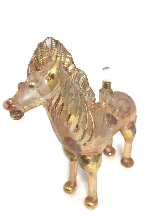 Image 9 of Glass Horse Perfume Bottle