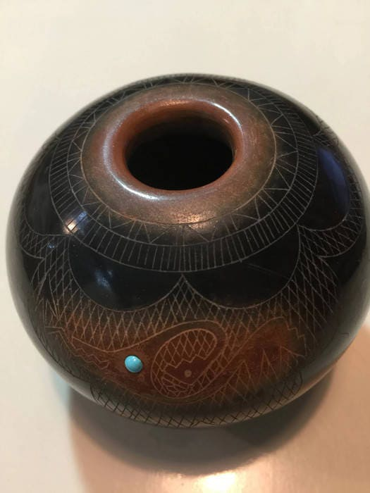Image 6 of Vintage Native American Pottery