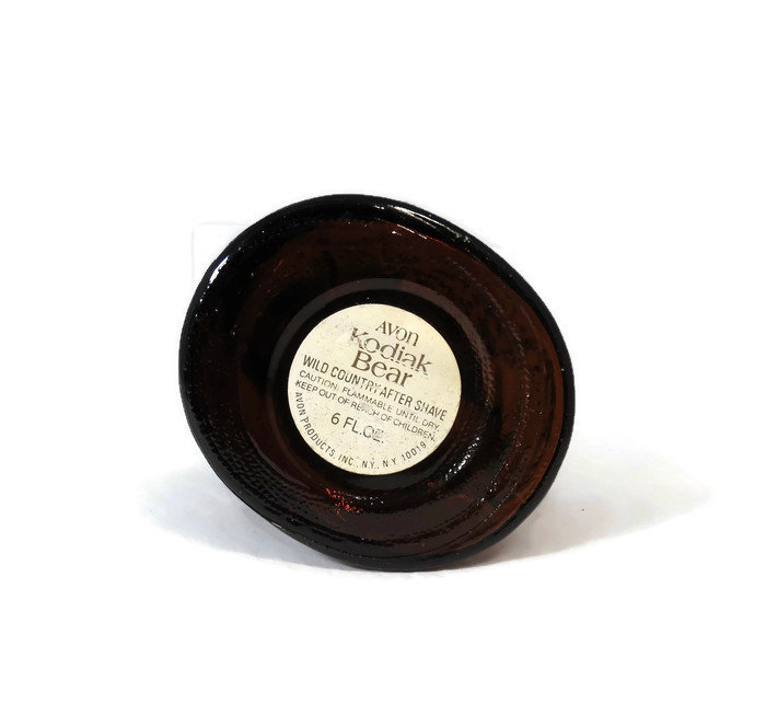 Image 5 of Vintage Kodiak Bear Bottle