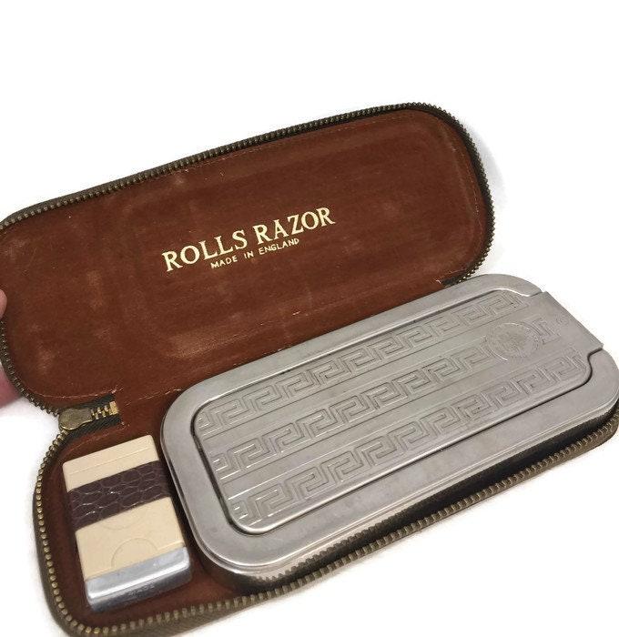 Vintage Rolls Razor Travel Kit