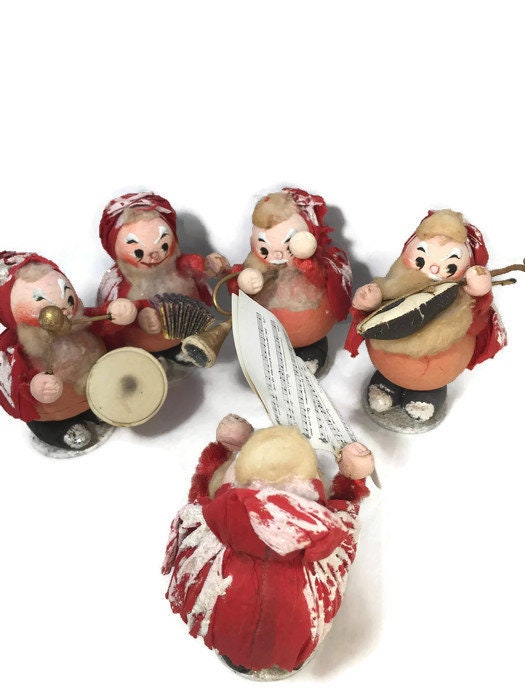 Image 7 of Vintage Christmas Musicians