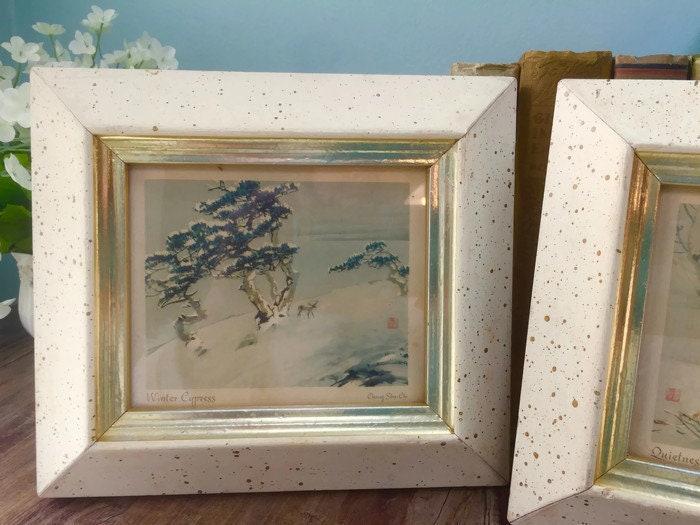 Image 5 of Mid Century Chinese Art Prints