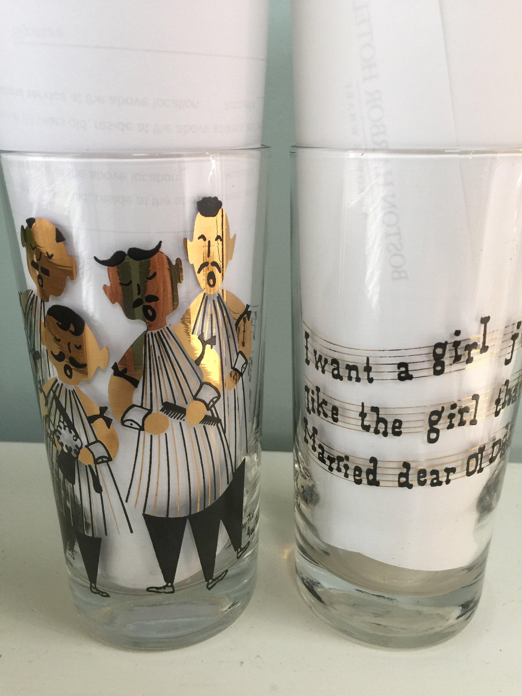 Image 1 of Mid Century Gay Fad Glasses