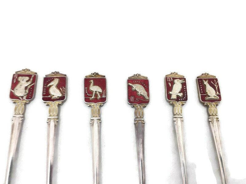 Vintage Aboriginal Series Spoons