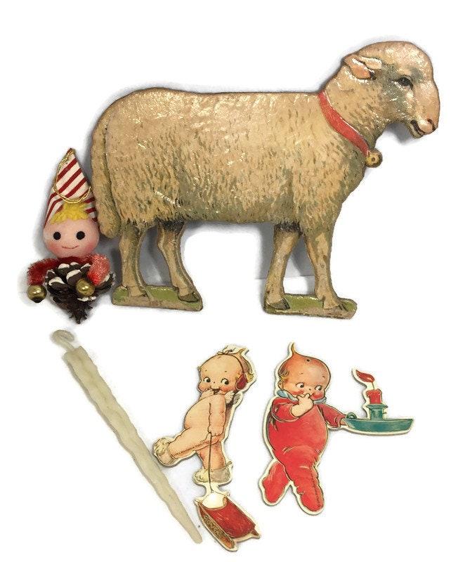 Image 4 of Vintage Christmas Ornaments