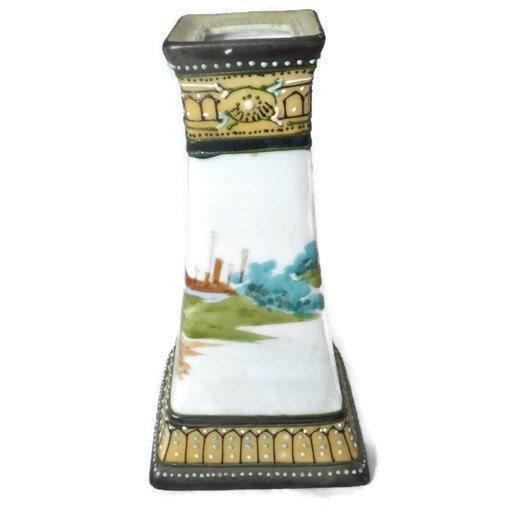 Antique Nippon Hatpin Holder