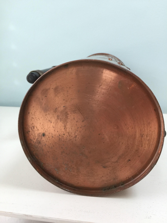 Image 8 of Vintage Copper Arts and Crafts Vase