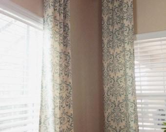 Custom Drapery Panels | Window Curtain Panels Treatments | Home Accessories