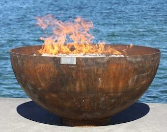 The Big Bowl O' Zen 37 inch Sculptural Firebowl