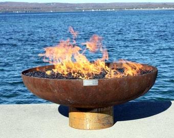Font O' Fire 30 inch diameter Sculptural Firebowl