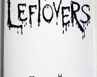 Leftovers, horror comic by Johanna Öst