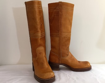 4318bb742c09 Frye 1970s Campus Stitched boots Excellent condition