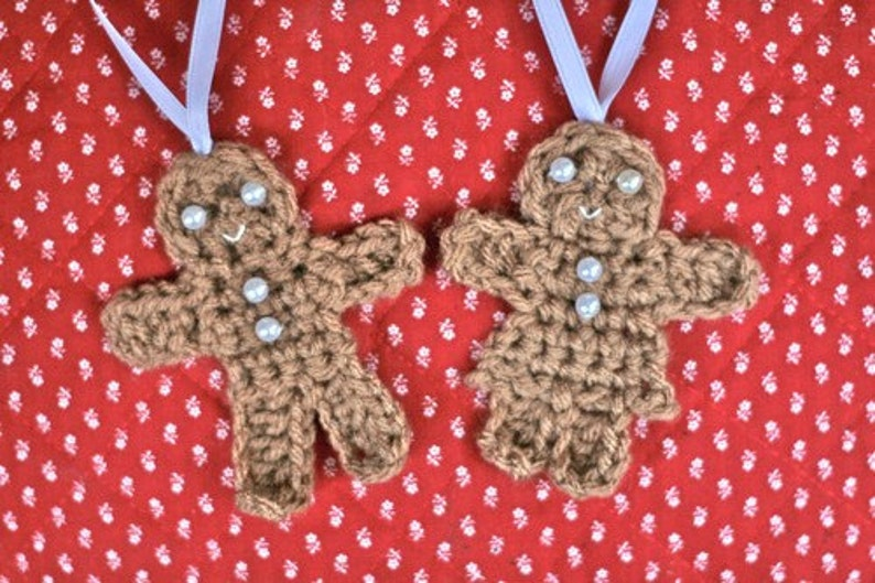 Gingerbread Man and His Woman image 0