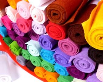 MINI ROLLS Premium Wool Blend Felt