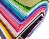 12 quot SQUARES Premium Wool Blend Felt