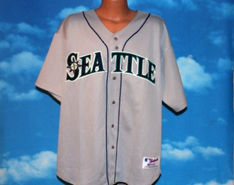 3b1b48d30d8 Seattle Mariners Ichiro Suzuki  51 Russell Jersey XL Vintage
