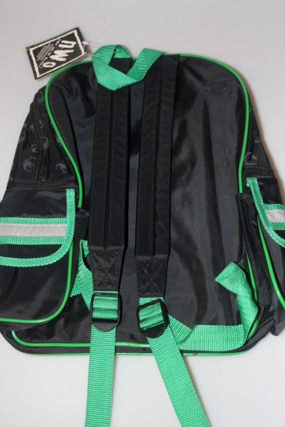 Sting WCW Wrestling NWO DEADSTOCK Small Backpack … - image 6