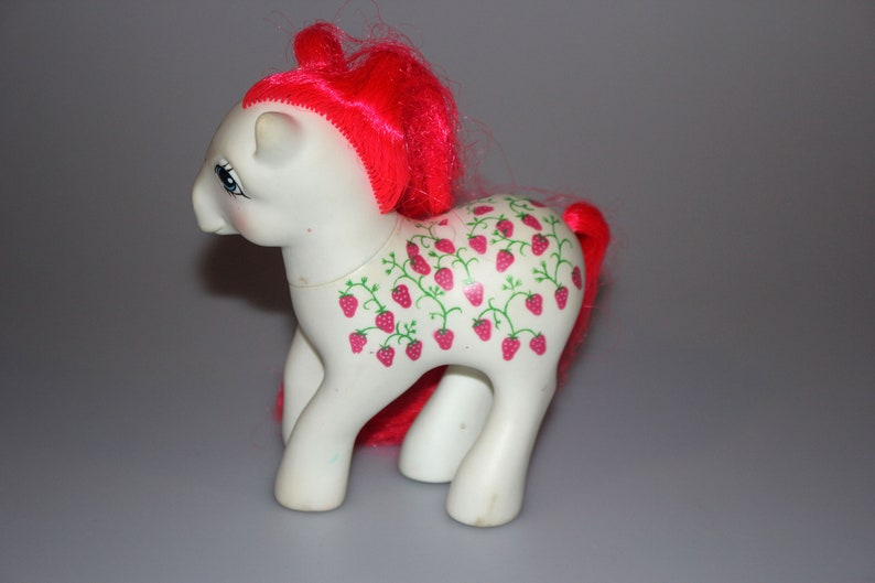 My Little Pony G1 Year 5 Sugarberry Twice as Fancy Ponies image 0