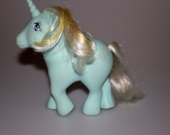 My Little Pony G1 Year 2 Sunbeam Unicorn & Pegasus Vintage 1983