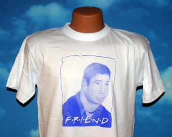 Friend: Ross Geller T-shirt with Green ink (all sizes available)