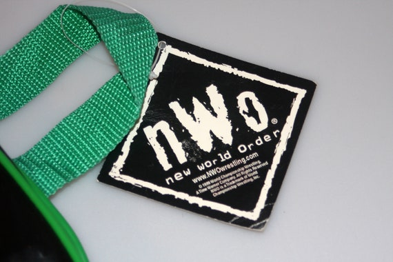 Sting WCW Wrestling NWO DEADSTOCK Small Backpack … - image 4