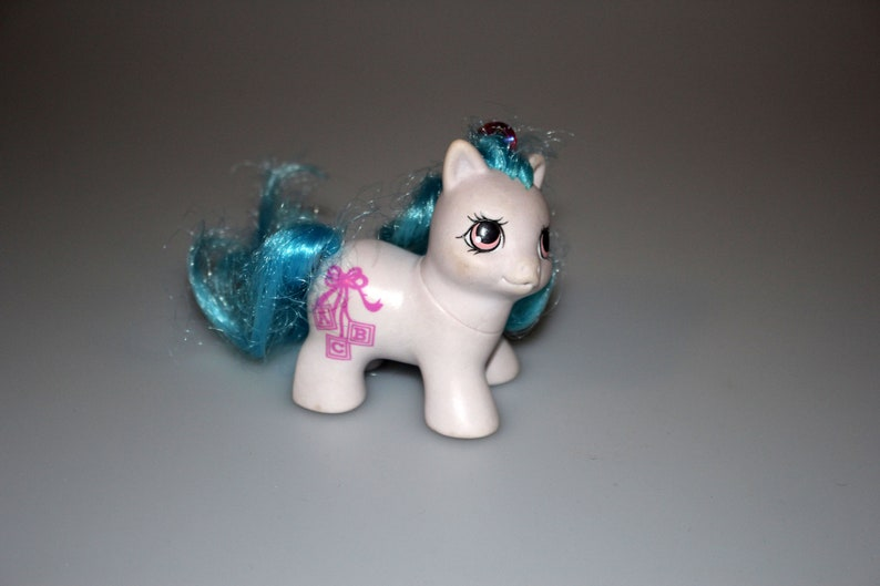 My Little Pony G1 Little Giggles Teeny Tiny Baby Ponies image 0
