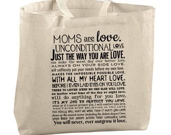 Maman sac fourre-tout des mères sous toile 25 sac cabas réutilisables sac belle-mère cadeau cadeau d'anniversaire pour fourre-tout maman citations femmes