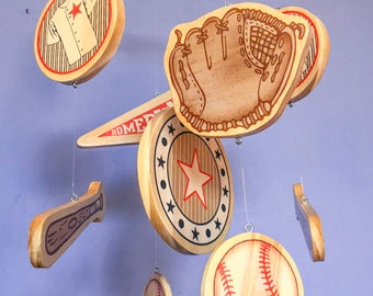 Sports Baby Mobiles