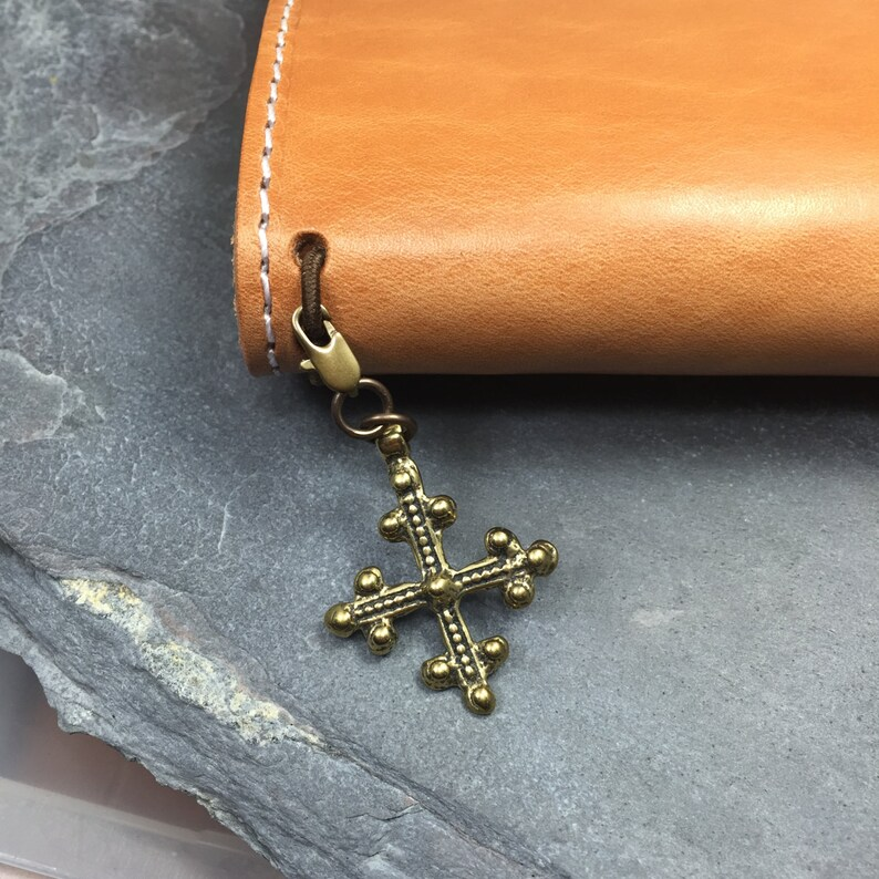 Charms for Traveler's Notebooks/Planners/Zipper image 0