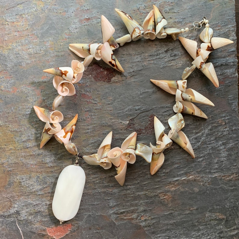 Make a Statement with this Shell Mother of Pearl Beauty Dare image 0