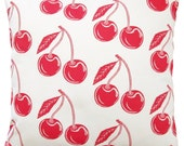 16x16 cherry pillow