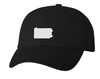 6f75409e759c7 Pennsylvania Hat - Classic Dad Hat