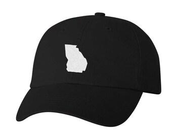 39ccb072ce9 Georgia Hat - Classic Dad Hat