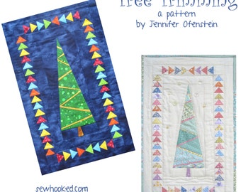Tree Trimming PDF Pattern