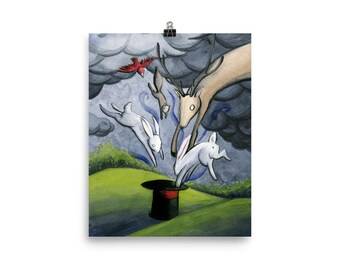 Disappearing Act - Print