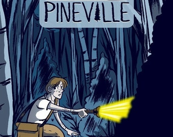 The Ghosts of Pineville - Comic