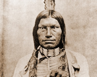 Low Dog: Sioux Indian Chief