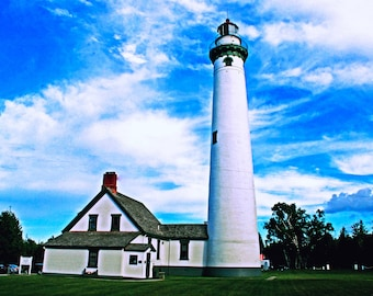 Presque Isle Light House