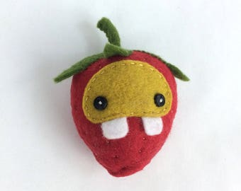 Derpy Strawberry