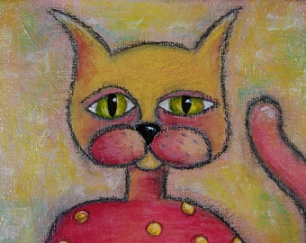Spotty Dotti - Original Painting