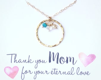 from grandaughter gift Sn22- Nana Necklace Gift for Mimi Gigi Grandma heart Jewelry Birthday Gift for nana Grandma Mother/'s Day present